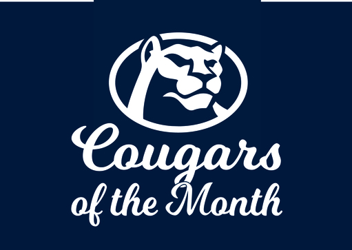 March Cougars of the Month