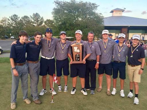 Golf Captures State Runner Up