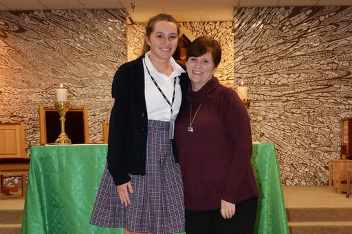 Ann Clare Fremin Selected as Student of the Year