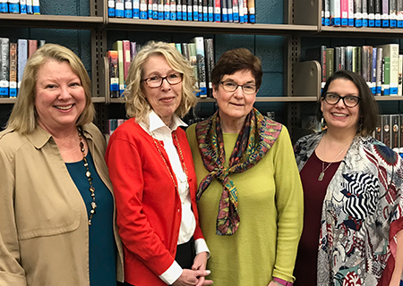STM Library Receives Award