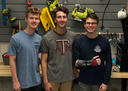 Students Engineer 3D Carpal Tunnel Brace