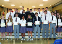 Seniors Receive LHSAA All Academic Recognition