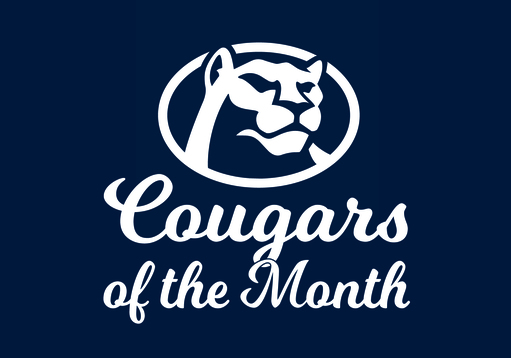 November Cougars of the Month