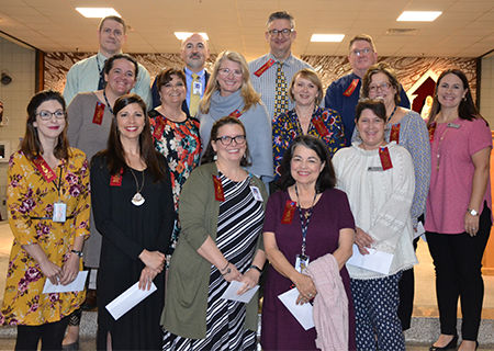 Faculty Nominated for LEF Award