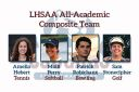 LHSAA All-Academic Composite Recognition