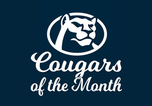 December Cougars of the Month
