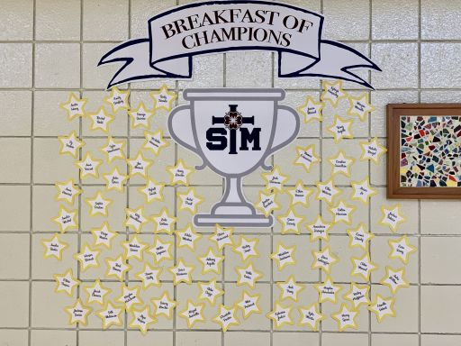 Breakfast of Champions Honored