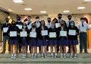 Spring Sport Athletes Receive All-Academic Reconition